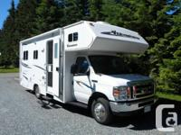 We are selling our extremely tidy 2010 24ft Adventurer