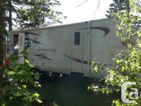 Located at Crystal Beach Campground in New Annan - lot