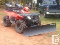 Hey lookin to sell my 2010 500ho polairs sportsman