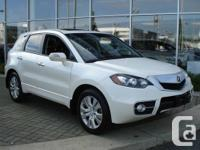 Just In Is This Beautiful 2010 ACURA RDX - TECHNOLOGY