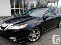 Make Acura Model TL Year 2010 Colour Black kms 109919