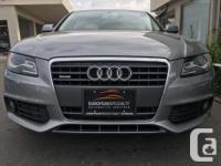 Make Audi Model A4 Year 2010 Colour Grey kms 64500