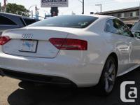 Make Audi Model A5 Year 2010 Colour White kms 41000