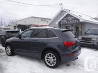 Make Audi Model Q5 Year 2010 Colour GREY kms 137000