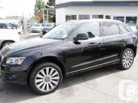 Make Audi Model Q5 Year 2010 Colour Black kms 176446