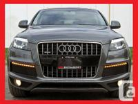 Year 2010  Make AUDI Model Q7 3.6  Model Detail S-LINE