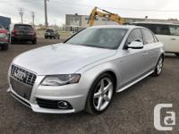 Make Audi Model S4 Year 2010 Colour Silver kms 148000
