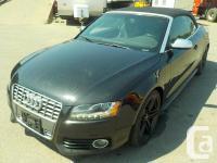 Make Audi Model S5 Year 2010 Colour Black kms 134873