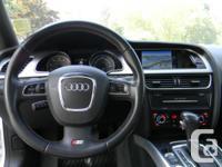 Make Audi Model S5 Year 2010 Colour White kms 82564