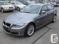 2010 BMW 3 Series 328i xDrive Sedan  ONLY 30,000 KM
