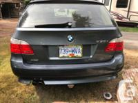 Make BMW Model 535xi Year 2010 Colour Neptune Blue kms