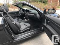 Make BMW Model 328i Cabriolet Year 2010 Colour Black