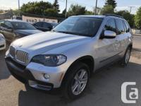 Make BMW Model X5 Year 2010 Colour Silver kms 113000