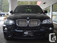 Make BMW Model X5 M Year 2010 Colour Dark Blue kms