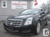 Make Cadillac Year 2010 Colour Black kms 97000 Trans