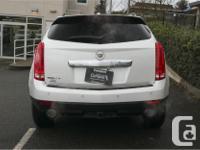 Make Cadillac Model SRX Year 2010 Colour White kms