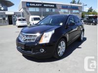 Make Cadillac Model SRX Year 2010 Colour Black kms