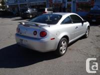 Make Chevrolet Model Cobalt Year 2010 Colour Silver