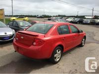 Make Chevrolet Model Cobalt Year 2010 Colour RED kms