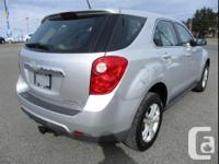 Make Chevrolet Model Equinox Year 2010 Colour Silver