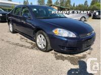 Make Chevrolet Model Impala Year 2010 Colour Blue kms