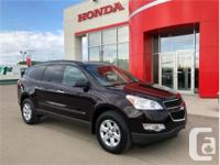Make Chevrolet Model Traverse Year 2010 Colour Red kms