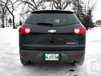 Make Chevrolet Model Traverse Year 2010 Colour Black