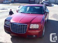 Make Chrysler Model 300 Year 2010 Colour Red kms
