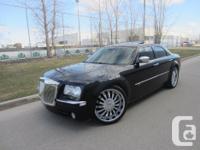 Make Chrysler Model 300C Year 2010 Colour Black kms