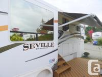 FOR SALE 2010 CROSSROADS MODEL SEVILLE 35 CK QUAD SLIDE
