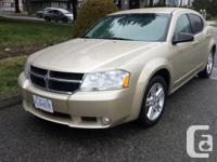 Make Dodge Model Avenger Year 2010 Trans Automatic kms