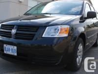 Make Dodge Model Caravan Year 2010 Colour Black kms