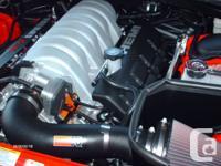 2010 Dodge Challenger SRT8 Red .Full option plus more