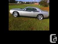 Make Dodge Model Challenger Year 2010 Colour silver