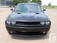 Make Dodge Model Challenger Year 2010 Colour Black kms