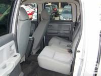 2010 Dodge Dakota SXT 4x4 Crew Cab 131.3 in. WB SXT