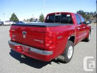 Make Dodge Model Dakota Year 2010 Colour Red kms