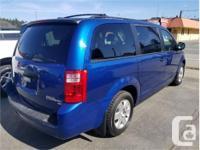 Make Dodge Model Grand Caravan Year 2010 Colour Blue