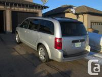 Make Dodge Model Caravan Year 2010 Colour silver kms