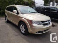 Make Dodge Model Journey Year 2010 Colour brown kms