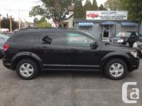 Make Dodge Model Journey Year 2010 Colour Black kms
