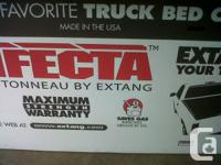Trifecta Cover Brand new in box. Slightly damaged with