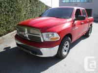 Make Dodge Model Ram 1500 Year 2010 Colour Red kms