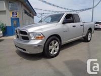 Make Dodge Model Ram 1500 Year 2010 Colour Silver kms