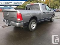 Make Dodge Model Ram 1500 Year 2010 Colour Grey kms