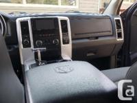 Make Dodge Model Ram 1500 Year 2010 Colour Black kms