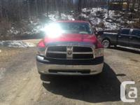 Make Dodge Year 2010 Colour Red Trans Automatic kms
