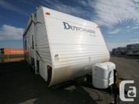 2010 DUTCHMEN SPORT 25F. $14,500.00. TRIP TRAILER.