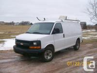 Make Chevrolet Version Express 2500 Year 2010 Colour