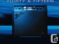 $200 firm 2010 Fender's G-DEC 3 Thirty 30-watt